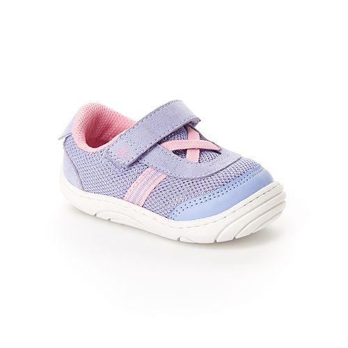 18514bf5ba3b Stride Rite Jackson Baby Girls  Sneakers