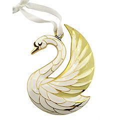 Disney's The Nutcracker and the Four Realms Swan Christmas Ornament