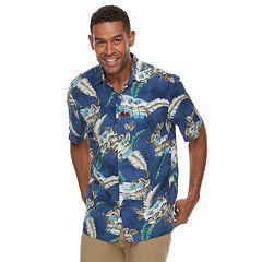 Men's Batik Bay Classic-Fit Tropical Button-Down Shirt