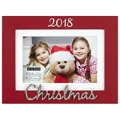 Malden '2018' 4' x 6' Christmas Frame