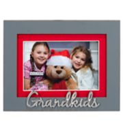 "Malden ""Grandkids"" 4"" x 6"" Christmas Frame"