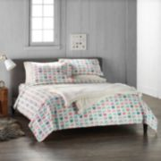 Cuddl Duds Luxury Microfiber Print Sheet Set