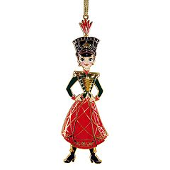 Disney's The Nutcracker and the Four Realms Clara Christmas Ornament