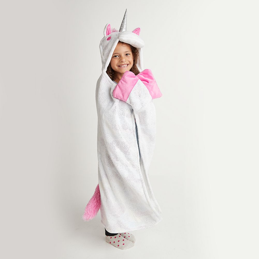 SONOMA Goods for Life® Kids Hooded Throw