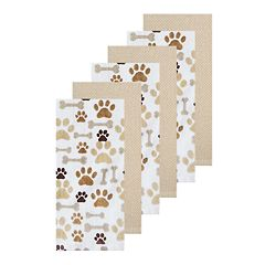 The Big One® Dog Kitchen Towel 6-pack