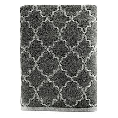 SONOMA Goods for Life™ Trellis Ultimate Bath Towel with Hygro® Technology