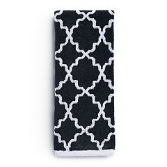 SONOMA Goods for Life™ Trellis Ultimate Hand Towel with Hygro® Technology