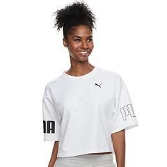 Women's PUMA Modern Sport Sweat Tee