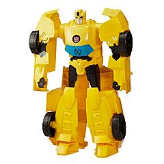 Hasbro Transformers Super Bumblebee Figure