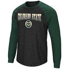 Men's Colorado State Rams Hybrid II Tee