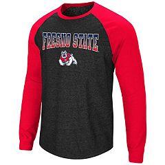 Men's Fresno State Bulldogs Hybrid II Tee