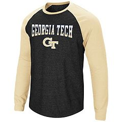 Men's Georgia Tech Yellow Jackets Hybrid II Tee