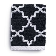 SONOMA Goods for Life™ Trellis Ultimate Washcloth with Hygro® Technology