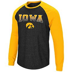 Men's Iowa Hawkeyes Hybrid II Tee