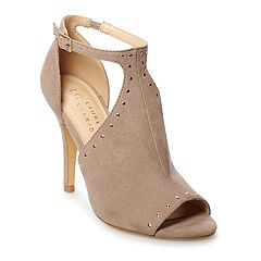 LC Lauren Conrad Cannoli Women's High Heels
