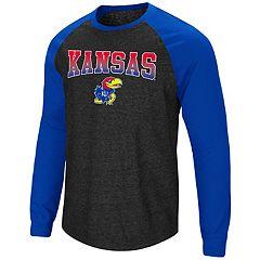 Men's Kansas Jayhawks Hybrid II Tee