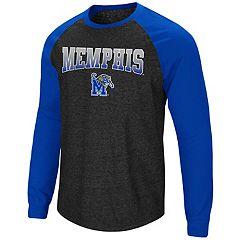 Men's Memphis Tigers Hybrid II Tee