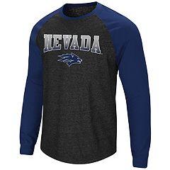 Men's Nevada Wolf Pack Hybrid II Tee