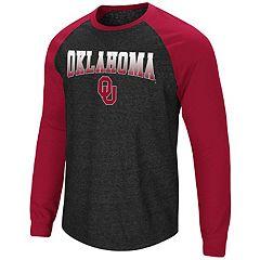 Men's Oklahoma Sooners Hybrid II Tee