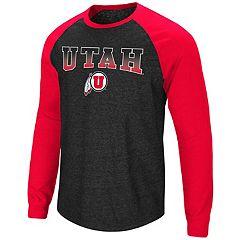Men's Utah Utes Hybrid II Tee