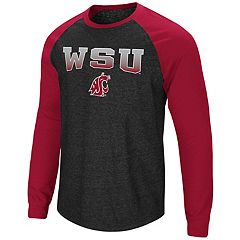Men's Washington State Cougars Hybrid II Tee