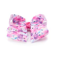 Girls 4-16 JoJo Siwa Galaxy Rhinestone Bow