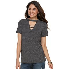 Women's Jennifer Lopez Bar Front Tee