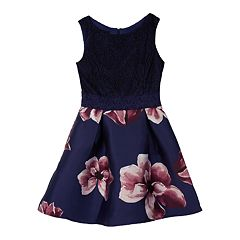 Girls 7-16 IZ Amy Byer Sleeveless Fit & Flare Dress