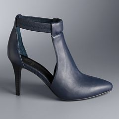 Simply Vera Vera Wang Finch Women's High Heel Ankle Boots