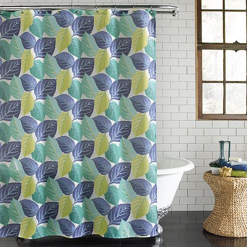 Excell Laurel Shower Curtain