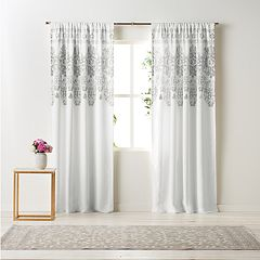 LC Lauren Conrad Camille Window Curtain