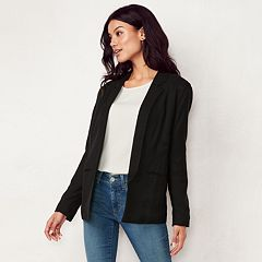 48179be551b Womens LC Lauren Conrad Blazers & Suit Jackets - Tops, Clothing | Kohl's