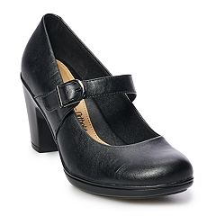 Croft & Barrow® Women's Mary Jane High Heel Pumps