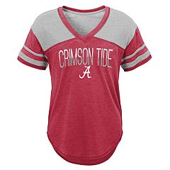 Juniors' Alabama Crimson Tide Traditional Tee
