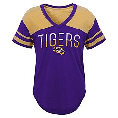 Juniors' LSU Tigers Traditional Tee