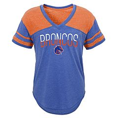 Juniors' Boise State Broncos Traditional Tee