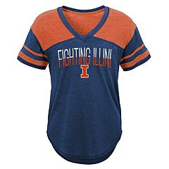 Juniors' Illinois Fighting Illini Traditional Tee