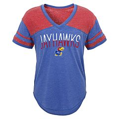 Juniors' Kansas Jayhawks Traditional Tee