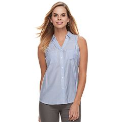 Women's Apt. 9® Sleeveless Blouse