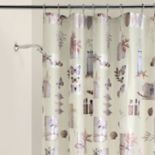 Excell  Natures Moments Shower Curtain