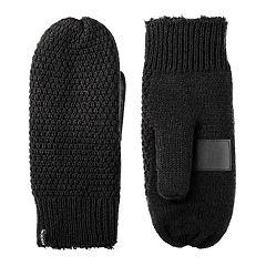Women's isotoner SmartDRI Knit Solid Mittens
