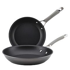 Circulon Elementum Hard-Anodized Nonstick Skillet Twin Pack