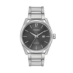 Drive from Citizen Eco-Drive Men's CTO Stainless Steel Watch - BM7410-51H