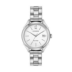 Drive from Citizen Eco-Drive Women's LTR Stainless Steel Watch - FE6140-54A