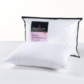 Cuddl Duds Medium Firm Down Alternative Pillow