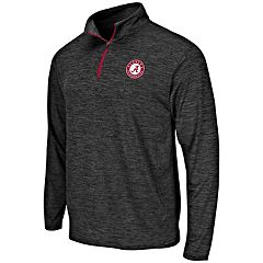 Men's Alabama Crimson Tide Action Pass Pullover