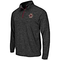 Men's Boston College Eagles Action Pass Pullover