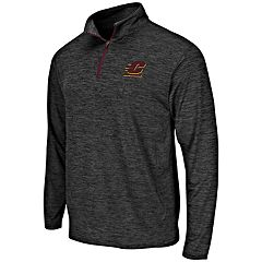 Men's Central Michigan Chippewas Action Pass Pullover