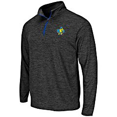 Men's Delaware Blue Hens Action Pass Pullover