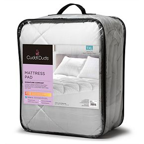 Cuddl Duds Down Alternative Mattress Pad